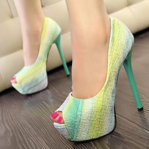 High Heel Shoes for Beautiful Kenyan Women