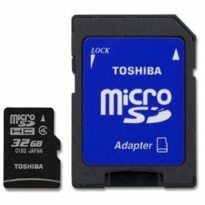 Toshiba FG 32G Micro SD Adapters in Kenya