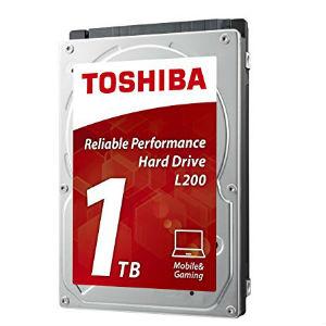 """Toshiba L200 1TB 5400RPM SATA 2.5"""" HDD Internal Hard Drives (7mm) in Kenya"""