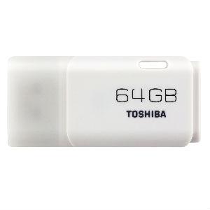 Toshiba USB Hayabusa 2.0 White 64GB Flash drives in Kenya