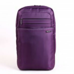 Kingsons Bags 15.6-Inch Purple Campus Series Laptop Bags