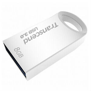 Transcend 8GB Jetflash 710 Silver Plating Flash Disk in Kenya