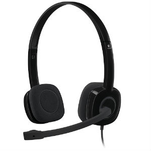 Logitech H151 Stereo Headphones in Kenya