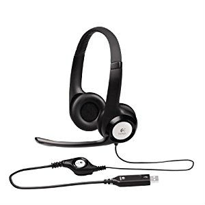 Logitech H390 USB Headphones in Kenya