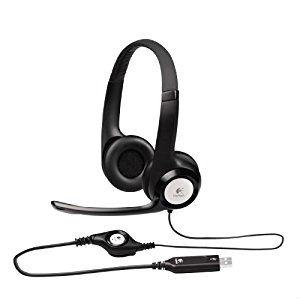 Logitech H390 USB Headphones in Kenya