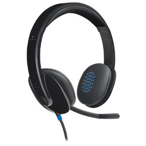 Logitech H540 USB Headphones in Kenya